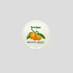Irvine, Orange County Mini Button