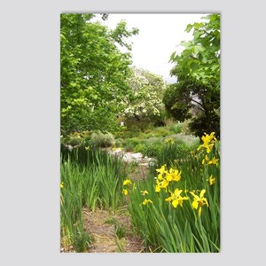 Springtime in the Garden Postcards (Package of 8)
