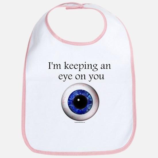Keeping an Eye on You Bib