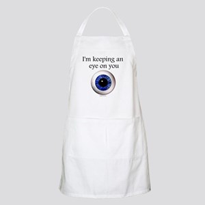 Keeping an Eye on You Apron