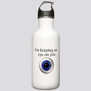 Keeping an Eye on You Stainless Water Bottle 1.0L