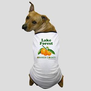 Lake Forest, Orange County Dog T-Shirt
