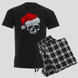 SANTA SKULL Men's Dark Pajamas