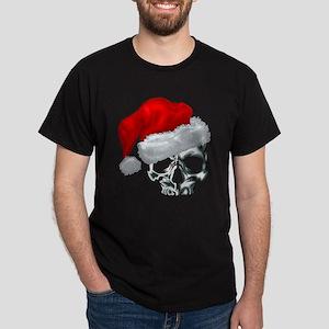 SANTA SKULL Dark T-Shirt