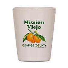 Mission Viejo, Orange County Shot Glass
