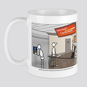 Great Moments Mug: Airport Security