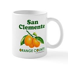 San Clemente, Orange County Mug