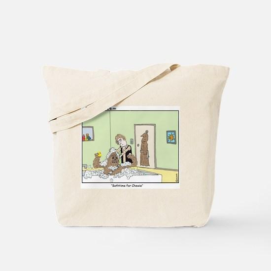 Bathtime Tote Bag
