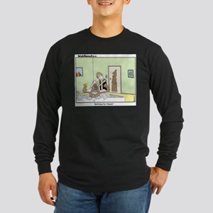 Bathtime Long Sleeve Dark T-Shirt