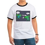 Astronaut Tetherball Ringer T