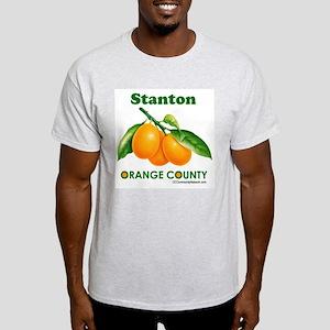 Stanton, Orange County Light T-Shirt