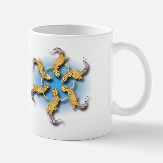 Gecko Sun Mug