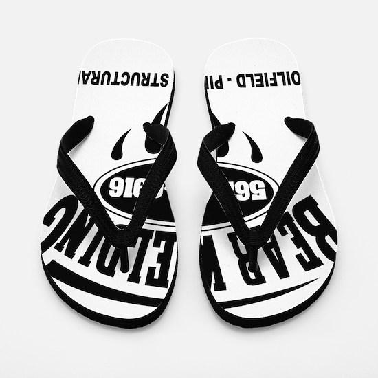 Cool Welding Flip Flops
