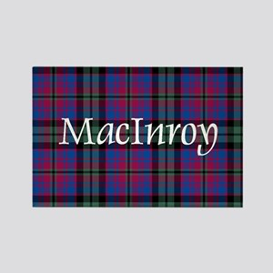 Tartan - MacInroy Rectangle Magnet
