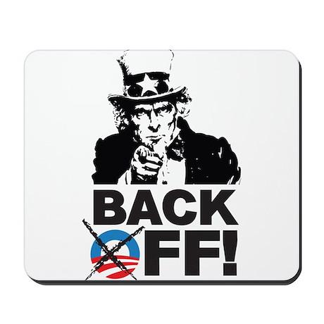 Anti Obama Mousepad