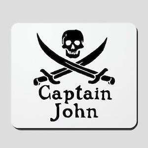 Captain John Mousepad