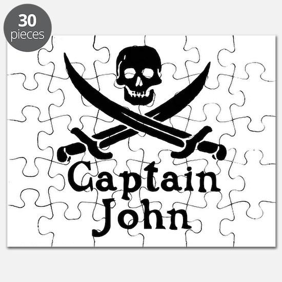 Captain John Puzzle