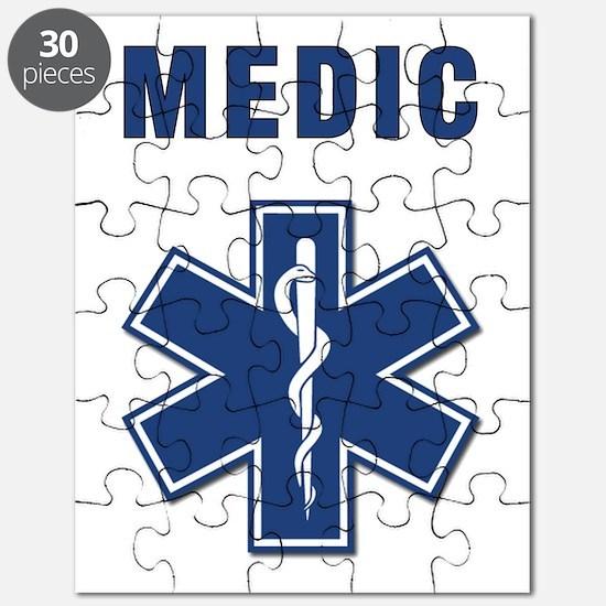 Medic and Paramedic Puzzle
