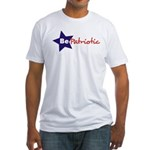 Be Patriotic | Fitted T-Shirt