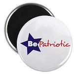 Be Patriotic | Magnet