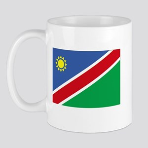 NAMIBIA - The Flag of Namibia Mug