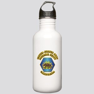 Army National Guard - California Stainless Water B