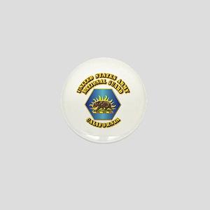 Army National Guard - California Mini Button