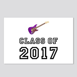 Class Of 2017 Guitar Postcards (Package of 8)