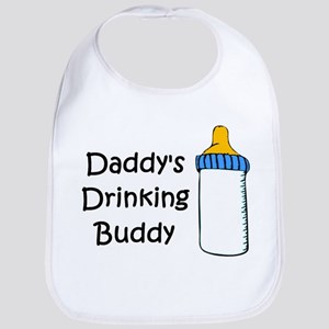 Daddy's Drinking Buddy Bib
