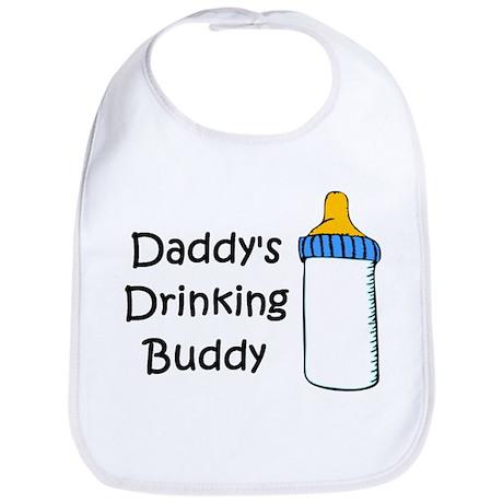 Daddy's Drinking Buddy Bib