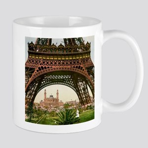 Retro Eiffel Tower #2 Mug