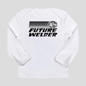 Future Welder Long Sleeve Infant T-Shirt