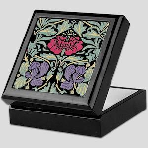 Morris Rose Keepsake Box