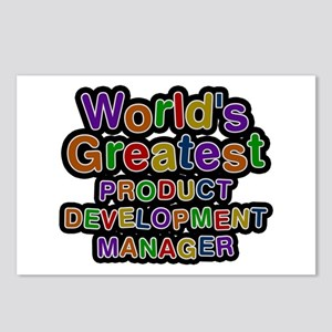World's Greatest PRODUCT DEVELOPMENT MANAGER Postc
