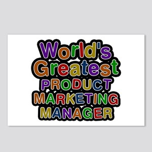 World's Greatest PRODUCT MARKETING MANAGER Postcar