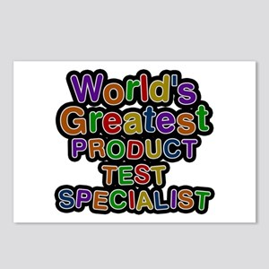 World's Greatest PRODUCT TEST SPECIALIST Postcards