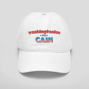 Washingtonian for Cain Cap