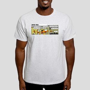0183 - Chuck showing off ... Light T-Shirt