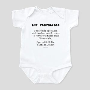 The Fartinator Infant Bodysuit