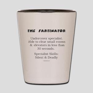 The Fartinator Shot Glass