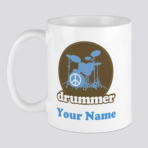 Custom Drummer Mug