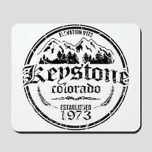 Keystone Old Circle Mousepad