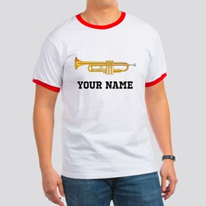 Personalized Trumpet Ringer T