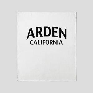 Arden California Throw Blanket
