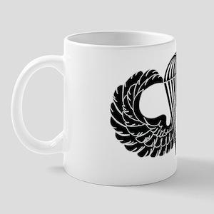 Parachutist -- B-W Mug