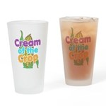 Cream of the Crop Drinking Glass