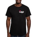 Team Edward Men's Fitted T-Shirt (dark)