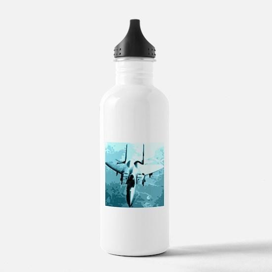 f-15 Eagle Water Bottle