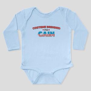 Costume Designer for Cain Long Sleeve Infant Bodys