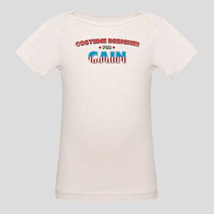 Costume Designer for Cain Organic Baby T-Shirt